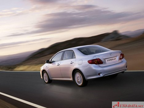 Toyota Corolla - Wheel-Size.com