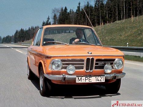 BMW - 02 (E10)