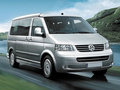 Technical specifications and fuel economy of Volkswagen Multivan