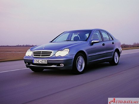 Images of mercedes benz c class w203 1 7 for Mercedes benz c class w203