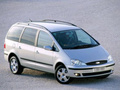 Ford - Galaxy - Galaxy (WGR) - 2.8 V6 (204 Hp)