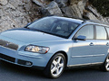 Technical specifications and fuel economy of Volvo V50