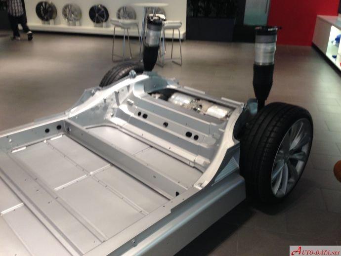 Tesla Model S Wiki >> Bilder: Tesla - Model S 16/63