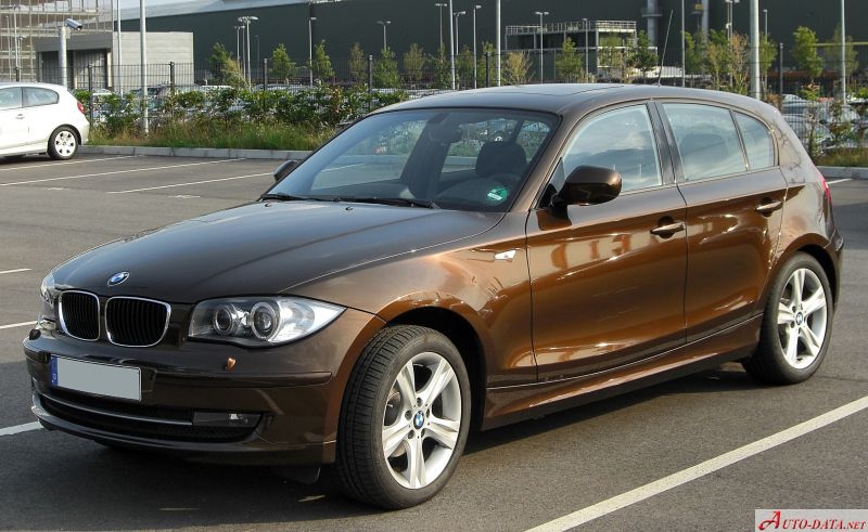 images of bmw 1er e87 lci facelift 2007 10 12. Black Bedroom Furniture Sets. Home Design Ideas