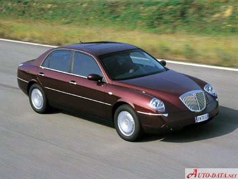 Lancia Thesis     JTD   More information