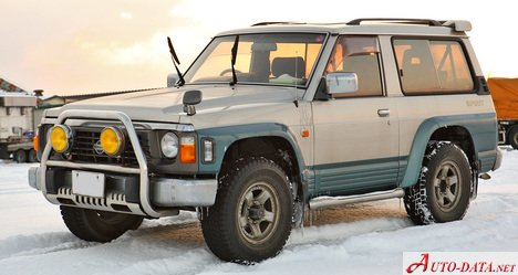 Images of nissan safari y60