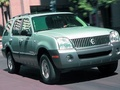 Mercury - Mountaineer - Mountaineer - 4.9 i V8 AWD (218 Hp)