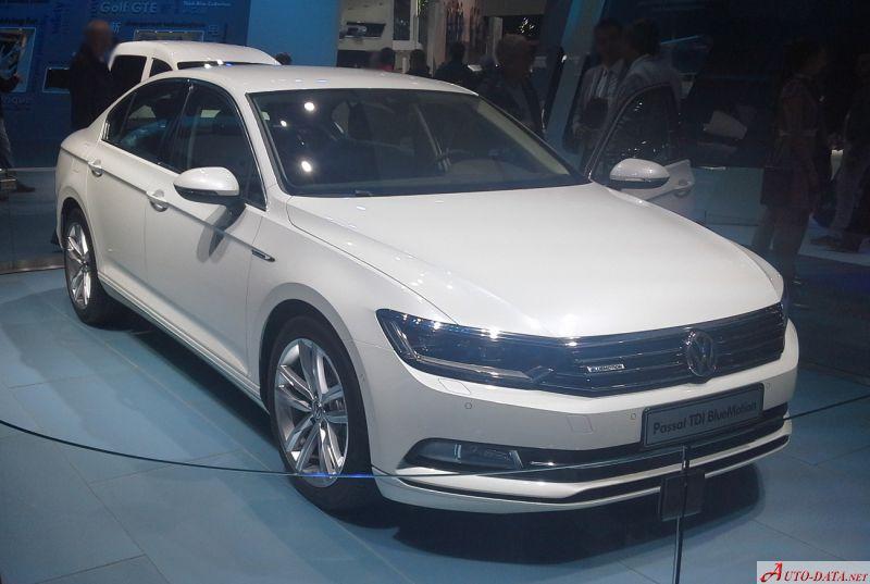 Volkswagen passat b8 фото 3