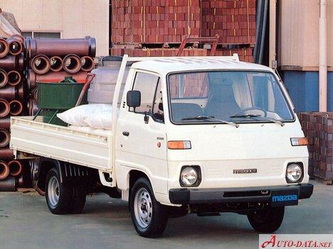 Mazda E 1600