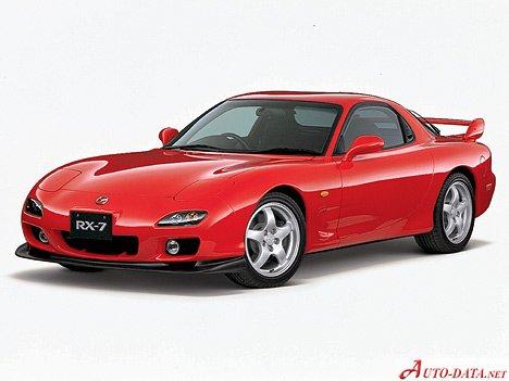 Mazda on Mazda   Rx 7 Iv