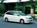 Technical specifications and fuel economy of Toyota Nadia