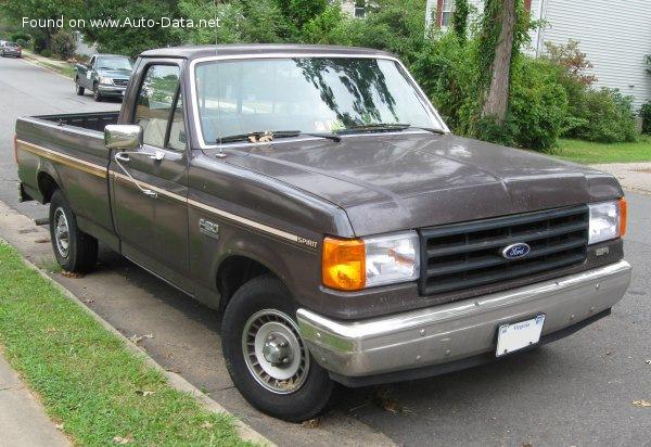 Ford F-Series F-100/F-150