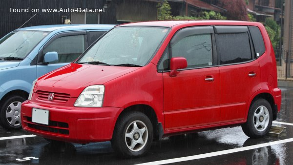 Honda Capa