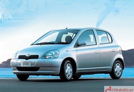 Toyota on G  R  Nt  Ler  Toyota   Vitz 1 1