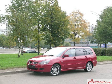 Mitsubishi Lancer Lancer Wagon. Lancer IX Wagon
