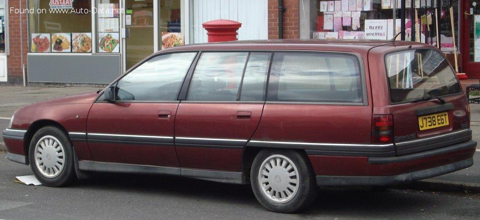 Vauxhall Carlton Mk