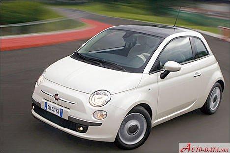 Fiat - New 500 C