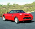 Technical specifications and fuel economy of Toyota MR 2