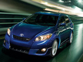 Technical specifications and fuel economy of Toyota Matrix