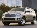 Technical specifications and fuel economy of Toyota Sequoia