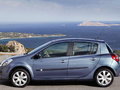 Renault - Clio - Clio III - 1.2 i 16V (75 Hp) AT