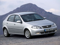 Technical specifications and fuel economy of Daewoo Lacetti