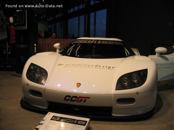 Koenigsegg CC