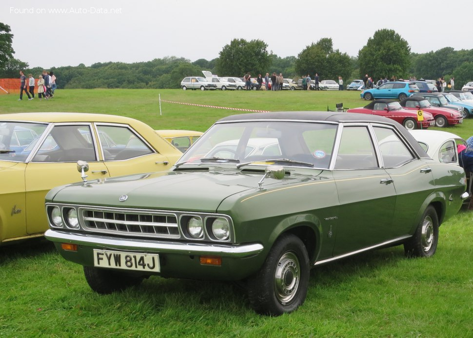 Vauxhall Ventora