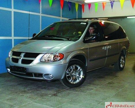 Dodge Caravan. Dodge - Caravan - Caravan IV
