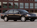 Teknik özellikleri Ford Five Hundred