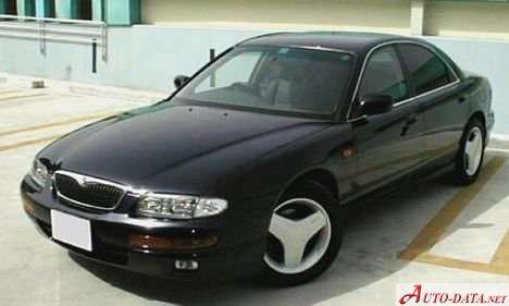 Mazda - Eunos 800 - Technical specifications, Fuel economy (consumption