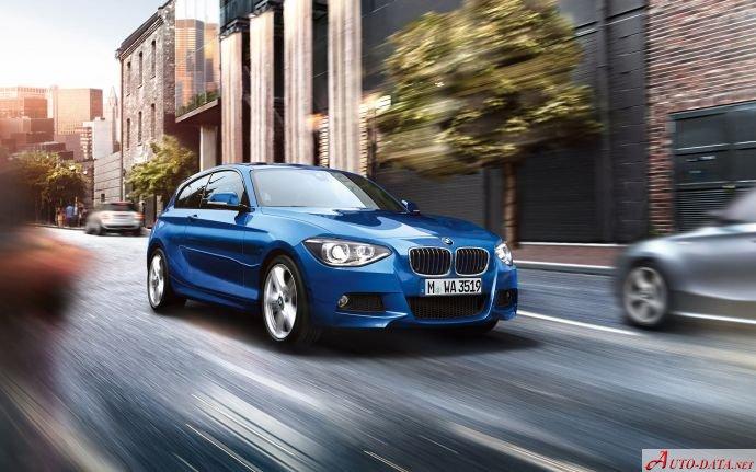 BMW - 1er Hatchback (F21) 3-dr