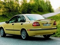 Volvo - S40 - S40 (VS) - 2.0 T (160 Hp)