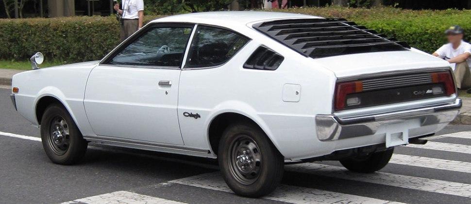 Mitsubishi Celeste